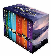 Harry Potter Box Set: The Complete Collection by J. K. Rowling (Paperback, 2014)
