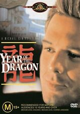 Year Of The Dragon (DVD, 2004)  LIKE NEW ... R 4