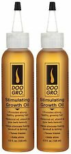2 X Doo Gro Stimulating Growth Oil, Hair Loss, Growth & Relief from Psoriasis
