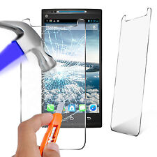 """Genuine Premium Tempered Glass Screen Protector for Cubot X6 (5"""")"""