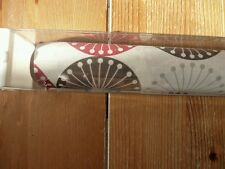1 flower design roller blind size 60 cm  brand new