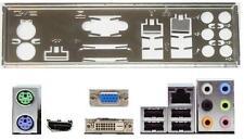 ATX Blende I/O shield ASUS M2N-VM HDMI M3A78-EMH #218 io NEU schield OVP P5N-EM