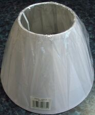 "9"" 23cm Coolie Lamp Shade Ceiling Lamp Light Shade - White"