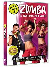 Zumba 2015 Fitness Party New and sealed Exercise DVD