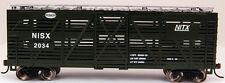 Bachmann HO Scale Train 40' Stock Car New York Central 18520