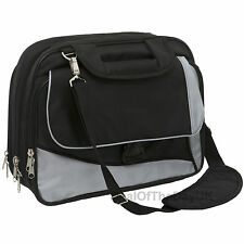 Laptop Bag 15.6 With Strap & Handles Carry Case HP Dell Sony Acer Asus Samsung