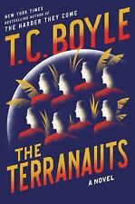 The Terranauts by T. C. Boyle (2016, Hardcover) NEW - FREE SHIPPING