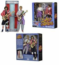 NECA BILL AND TED'S EXCELLENT ADVENTURE WYLD STALLYNS ACTION FIGURE BOX SET