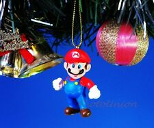 Decoration Ornament Xmas Home Decor NINTENDO SUPER MARIO BROS BROTHERS *R124