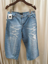Last Gasp Jeans - 3/4 length - NWT - Size 30