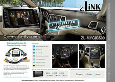 Multimedia Interface AV+Rückfahrkamera+TV Free Chrysler Dodge Jeep MYGIG