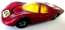 MATCHBOX SUPERFAST Rennwagen FORD GROUP 6 No. 45 1969 Made in England by LESNEY