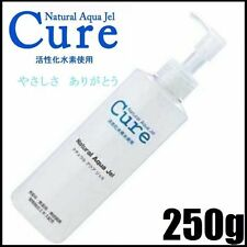 CURE Natural Aqua Gel Peeling Skin Care 250g TOYO Life ナチュラルアクアジェルCure活性化水素去角质凝胶