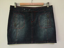 Jeans West Short denim skirt - size 10 - NWOT