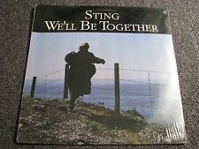 Sting-We´ll be Together 12 inch Maxi LP-Pop-1987-Ex The Police-OVP-Still Sealed