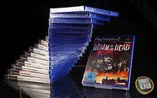 10x Stück - PS2 Spiele - NEU & OVP / Playstation 2 Games aus Sammlung + Hüllen