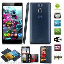 "5.5"" THL T7 4G Android Mobile Smartphone Dual SIM OCTA CORE 3+16GB Fingerprint"