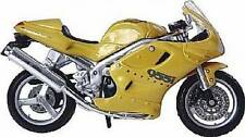 Maisto Triumph Daytona 955i Gold 1:18 Scale Model Motorcycle Motorbike