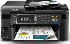 Epson WF-3620 Wireless All in One Printer With Ink Scanner Copier Fax Wi-Fi Wifi