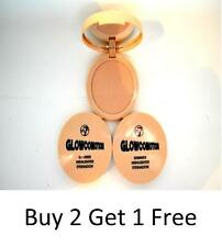 w7 GLOWCOMOTION Shimmer Highlighter Eyeshadow Baked Compact