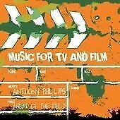 Anthony Phillips - Ahead of the Field - Music for TV and Film CD 2010 NEW SEALED