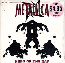 Metallica - Hero Of The Day - CD - Brand New Sealed