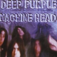 DEEP PURPLE MACHINE HEAD REMASTERED CD ALBUM