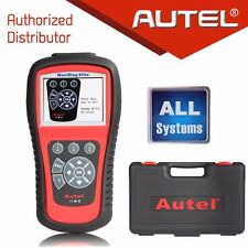 Autel MD802 All System DS Model OBDII Diagnostic Tool EPB AirBag Transmission