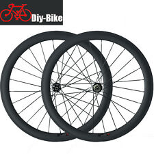 Disc Brake Carbon Wheels 50mm 700C Carbon Clincher Bicycle Cyclocross Wheelset