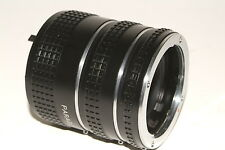Contax/Yashica fit Panagor auto extension tubes