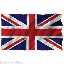 5ft Great Britain British UK Party Large National Fabric UNION JACK Flag