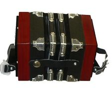 BUTTON CONCERTINA FT20 WITH PADDED CARRY BAG