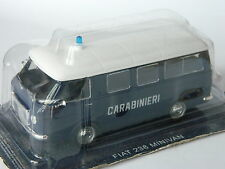 Fiat 238 Carabineri, Police car of Italy 1:43rd scale by DeAgostini №2
