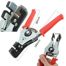 Automatic Ajustable Cable Wire Stripping Stripper Crimping Plier Cutter Tool New