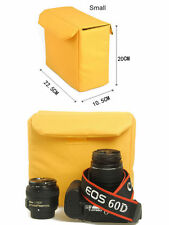 Padded Waterproof Protective Insert Liner for DSLR Camera, Lens and Accessories