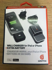 Griffin GA23059 Power Block iPod iPhone Home & Travel Universal Reserve Charger
