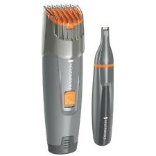 New Remington MB4011 Gentleman's Shaver trimmer Hair removal Tool Kit