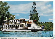 Shipping Postcard - Southern Comfort Riverboat, Norfolk Broads    LC2845