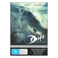 Drift  DVD  Brand New Aus Region 4 - Australian Surfing