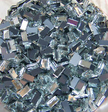 Craft glass mosaic tiles ebay for Mosaic pieces for crafts