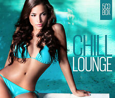 CD Chill Lounge von Various Artists 5CDs