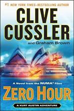 Zero Hour von Clive Cussler (2014, Taschenbuch)