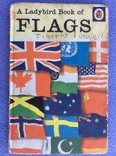 + Ladybird Books - Flags - David Carey - 1968 - Series 584 - Printed England +