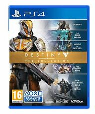 Destiny The Collection PS4 Game New and Sealed