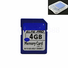 4GB 4G Standard SD SDHC Card Secure Digital Memory Card For Camera Computer PC