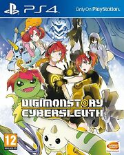 Digimon Story: Cyber Sleuth - Sony PlayStation 4 PS4 - NEW