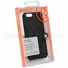 Genuine Cygnett Urban Wrap Leather Case Cover for Apple iPhone 6/6S Black New