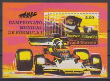 Brasilien - Michel-Nr. 1345 als Block 31 (*) wie ausgegeben (Formel / Formula 1)