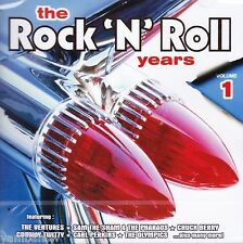 THE ROCK 'N' ROLL YEARS VOLUME 1 * NEW & SEALED CD