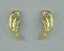 Ohrstecker, Ohrschmuck, FLÜGEL, DIAMANT in Gold 585/ooo